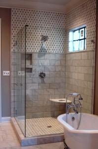 All Glass Custom Enclosure – Custom Shower