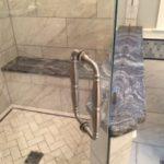 Decorative Shower Door Handle