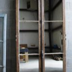 Glass Mirror Cut to Size – Pair of French Doors