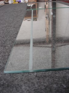 Plate Groove – Glass Shelf – Replacement Glass