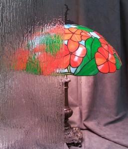 Rain Pattern – Cabinet Door Glass