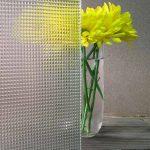 Quadrille Glass Pattern