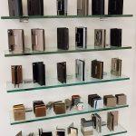 Hardware for Our Custom Glass Frameless Showers