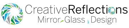 CRI Shower Glass - Mirror Glass Design Logo